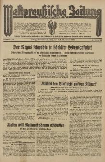 Westpreussische Zeitung, Nr. 286 Sonnabend/Sonntag 7/8 December 1935, 12. Jahrgang