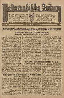 Westpreussische Zeitung, Nr. 287 Montag 9 December 1935, 12. Jahrgang