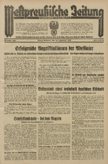 Westpreussische Zeitung, Nr. 295 Mittwoch 18 December 1935, 12. Jahrgang