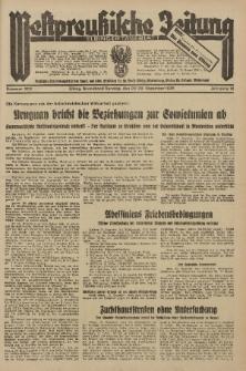 Westpreussische Zeitung, Nr. 302 Sonnabend/Sonntag 28/29 December 1935, 12. Jahrgang