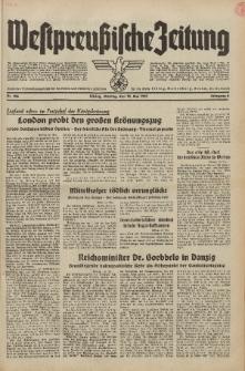 Westpreussische Zeitung, Nr. 106 Montag 10 Mai 1937, 6. Jahrgang