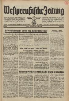 Westpreussische Zeitung, Nr. 107 Dienstag 11 Mai 1937, 6. Jahrgang