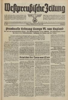 Westpreussische Zeitung, Nr. 108 Mittwoch 12 Mai 1937, 6. Jahrgang