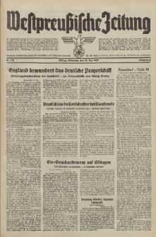 Westpreussische Zeitung, Nr. 113 Mittwoch 19 Mai 1937, 6. Jahrgang