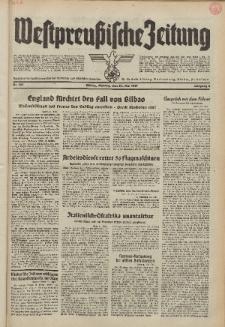 Westpreussische Zeitung, Nr. 117 Montag 24 Mai 1937, 6. Jahrgang