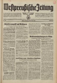 Westpreussische Zeitung, Nr. 118 Dienstag 25 Mai 1937, 6. Jahrgang