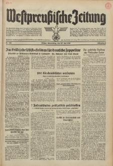 Westpreussische Zeitung, Nr. 120 Donnerstag 27 Mai 1937, 6. Jahrgang