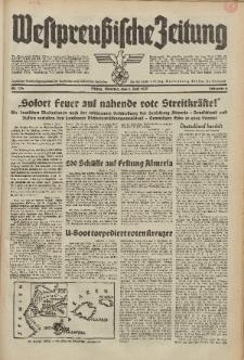 Westpreussische Zeitung, Nr. 124 Dienstag 1 Juni 1937, 6. Jahrgang
