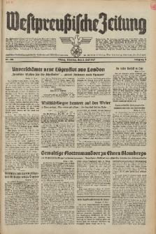 Westpreussische Zeitung, Nr. 130 Dienstag 8 Juni 1937, 6. Jahrgang