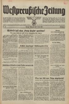 Westpreussische Zeitung, Nr. 131 Mittwoch 9 Juni 1937, 6. Jahrgang