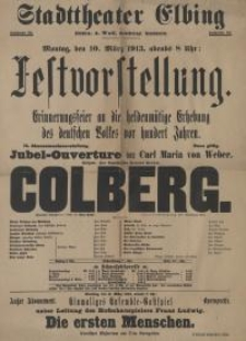 Colberg - Paul Heyse