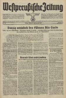 Westpreussische Zeitung, Nr. 137 Mittwoch 16 Juni 1937, 6. Jahrgang