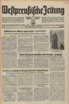 Westpreussische Zeitung, Nr. 141 Montag 21 Juni 1937, 6. Jahrgang