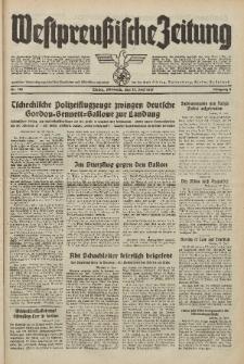 Westpreussische Zeitung, Nr. 143 Mittwoch 23 Juni 1937, 6. Jahrgang