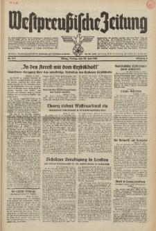 Westpreussische Zeitung, Nr. 145 Freitag 25 Juni 1937, 6. Jahrgang