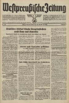 Westpreussische Zeitung, Nr. 146 Sonnabend/Sonntag 26/27 Juni 1937, 6. Jahrgang