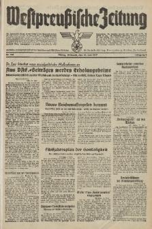 Westpreussische Zeitung, Nr. 149 Mittwoch 30 Juni 1937, 6. Jahrgang