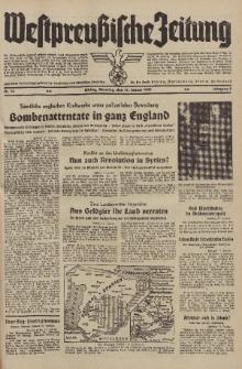 Westpreussische Zeitung, Nr. 14 Dienstag 17 Januar 1939, 8. Jahrgang