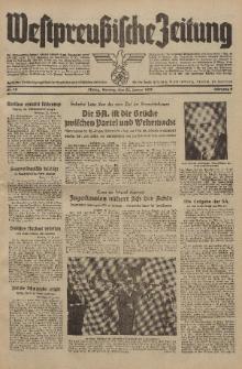 Westpreussische Zeitung, Nr. 19 Montag 23 Januar 1939, 8. Jahrgang
