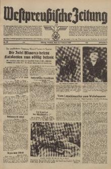 Westpreussische Zeitung, Nr. 35 Freitag 10 Februar 1939, 8. Jahrgang