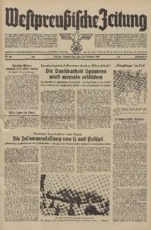Westpreussische Zeitung, Nr. 40 Donnerstag 16 Februar 1939, 8. Jahrgang