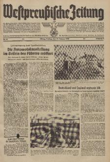 Westpreussische Zeitung, Nr. 41 Freitag 17 Februar 1939, 8. Jahrgang