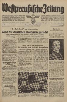 Westpreussische Zeitung, Nr. 53 Freitag 3 März 1939, 8. Jahrgang