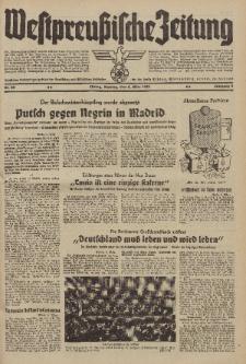 Westpreussische Zeitung, Nr. 55 Montag 6 März 1939, 8. Jahrgang