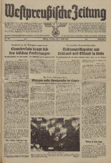 Westpreussische Zeitung, Nr. 103 Freitag 5 Mai 1939, 8. Jahrgang