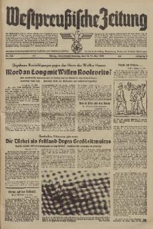 Westpreussische Zeitung, Nr. 110 Sonnabend/Sonntag 13/14 Mai 1939, 8. Jahrgang