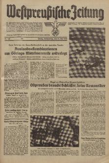 Westpreussische Zeitung, Nr. 108 Donnerstag 11 Mai 1939, 8. Jahrgang