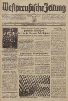 Westpreussische Zeitung, Nr. 113 Mittwoch/Donnerstag 17/18 Mai 1939, 8. Jahrgang