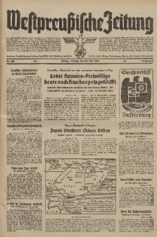 Westpreussische Zeitung, Nr. 120 Freitag 26 Mai 1939, 8. Jahrgang