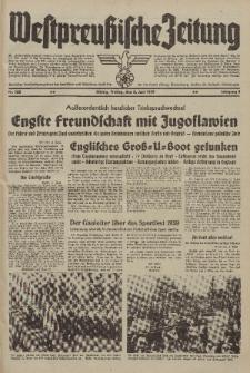 Westpreussische Zeitung, Nr. 125 Freitag 2 Juni 1939, 8. Jahrgang