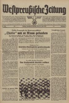 Westpreussische Zeitung, Nr. 126 Sonnabend/Sonntag 3/4 Juni 1939, 8. Jahrgang