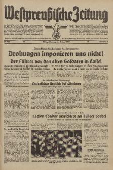 Westpreussische Zeitung, Nr. 127 Montag 5 Juni 1939, 8. Jahrgang