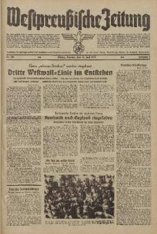 Westpreussische Zeitung, Nr. 133 Montag 12 Juni 1939, 8. Jahrgang