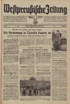 Westpreussische Zeitung, Nr. 135 Mittwoch 14 Juni 1939, 8. Jahrgang