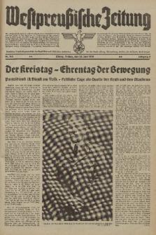 Westpreussische Zeitung, Nr. 143 Freitag 23 Juni 1939, 8. Jahrgang