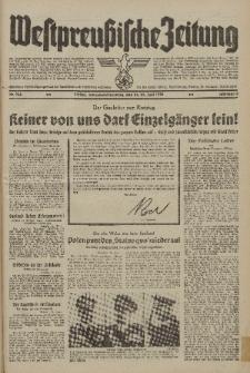 Westpreussische Zeitung, Nr. 144 Sonnabend/Sonntag 24/25 Juni 1939, 8. Jahrgang