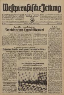 Westpreussische Zeitung, Nr. 236 Dienstag 10 Oktober 1939, 8. Jahrgang
