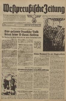 Westpreussische Zeitung, Nr. 244 Donnerstag 19 Oktober 1939, 8. Jahrgang