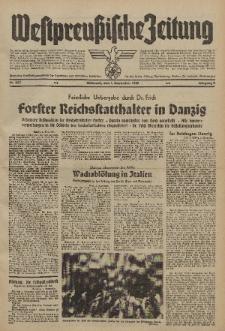 Westpreussische Zeitung, Nr. 255 Mittwoch 1 November 1939, 8. Jahrgang