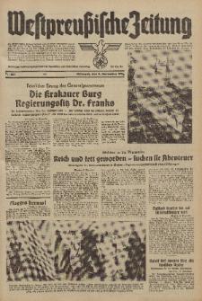 Westpreussische Zeitung, Nr. 261 Mittwoch 8 November 1939, 8. Jahrgang