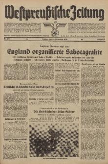 Westpreussische Zeitung, Nr. 275 Freitag 24 November 1939, 8. Jahrgang
