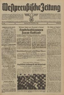 Westpreussische Zeitung, Nr. 283 Montag 4 Dezember 1939, 8. Jahrgang