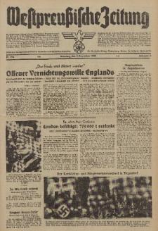 Westpreussische Zeitung, Nr. 284 Dienstag 5 Dezember 1939, 8. Jahrgang