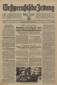 Westpreussische Zeitung, Nr. 298 Donnerstag 21 Dezember 1939, 8. Jahrgang