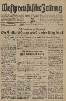 Westpreussische Zeitung, Nr. 304 Sonnabend/Sonntag 30/31 Dezember 1939, 8. Jahrgang