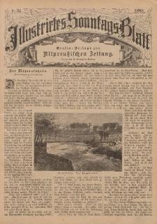 Illustriertes Sonntags-Blatt, Nr 34